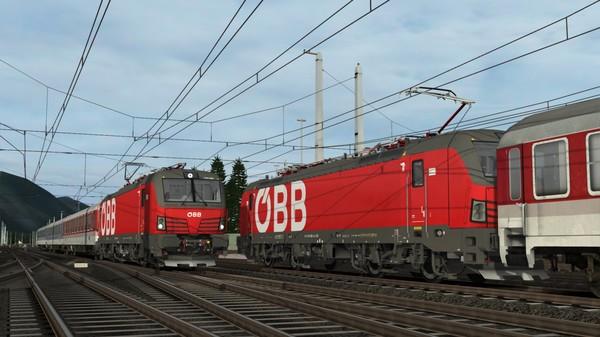 скриншот Train Simulator: ÖBB 1293 Loco Add-On 0