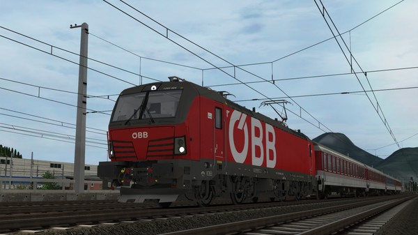 скриншот Train Simulator: ÖBB 1293 Loco Add-On 2