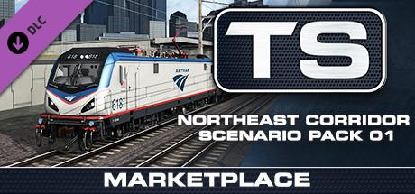 TS Marketplace: Northeast Corridor Scenario Pack 01 Add-On