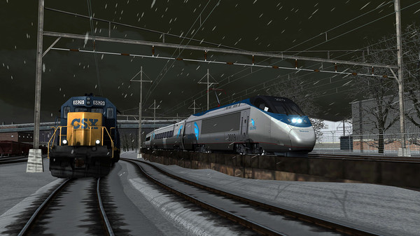 скриншот TS Marketplace: Northeast Corridor Scenario Pack 01 Add-On 3