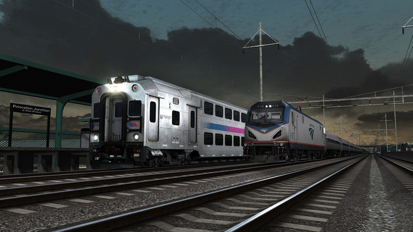 скриншот TS Marketplace: Northeast Corridor Scenario Pack 01 Add-On 5
