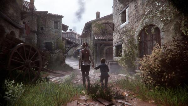 скриншот A Plague Tale: Innocence - Coats of Arms DLC 1