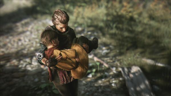 скриншот A Plague Tale: Innocence - Coats of Arms DLC 2
