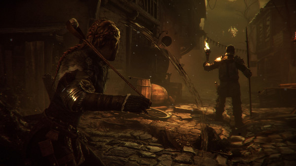 скриншот A Plague Tale: Innocence - Coats of Arms DLC 4