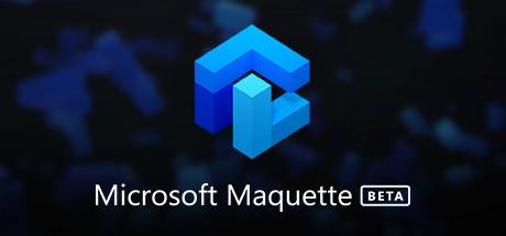 Microsoft Maquette cover art
