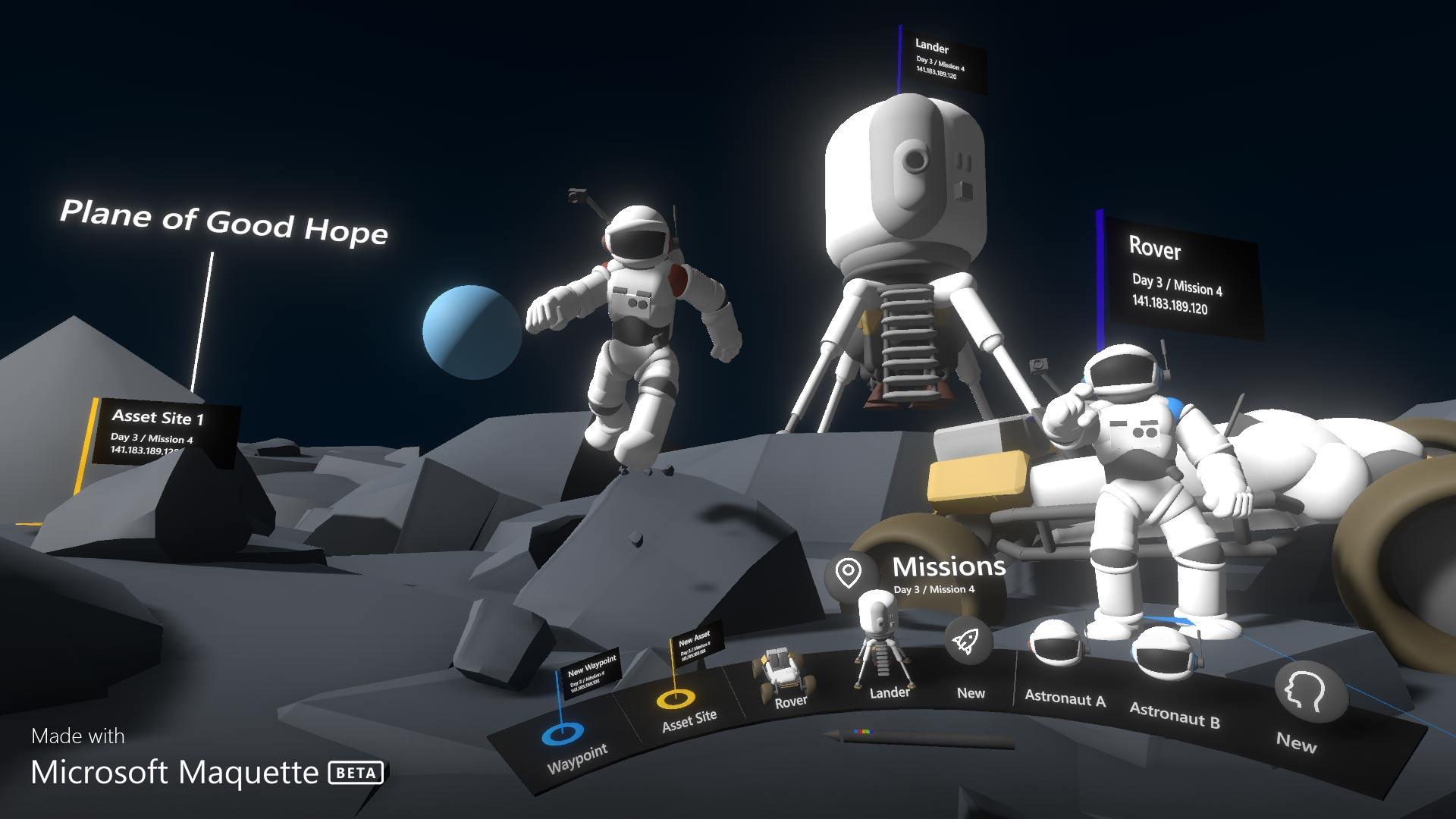 Microsoft Maquette on Steam