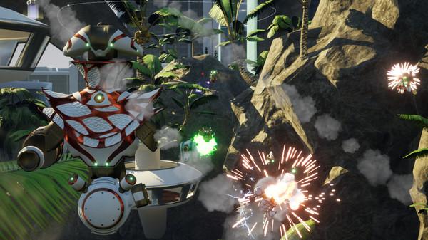 Aerobots VR