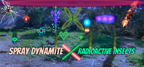 Spray Dynamite X Radioactive Insects cover art