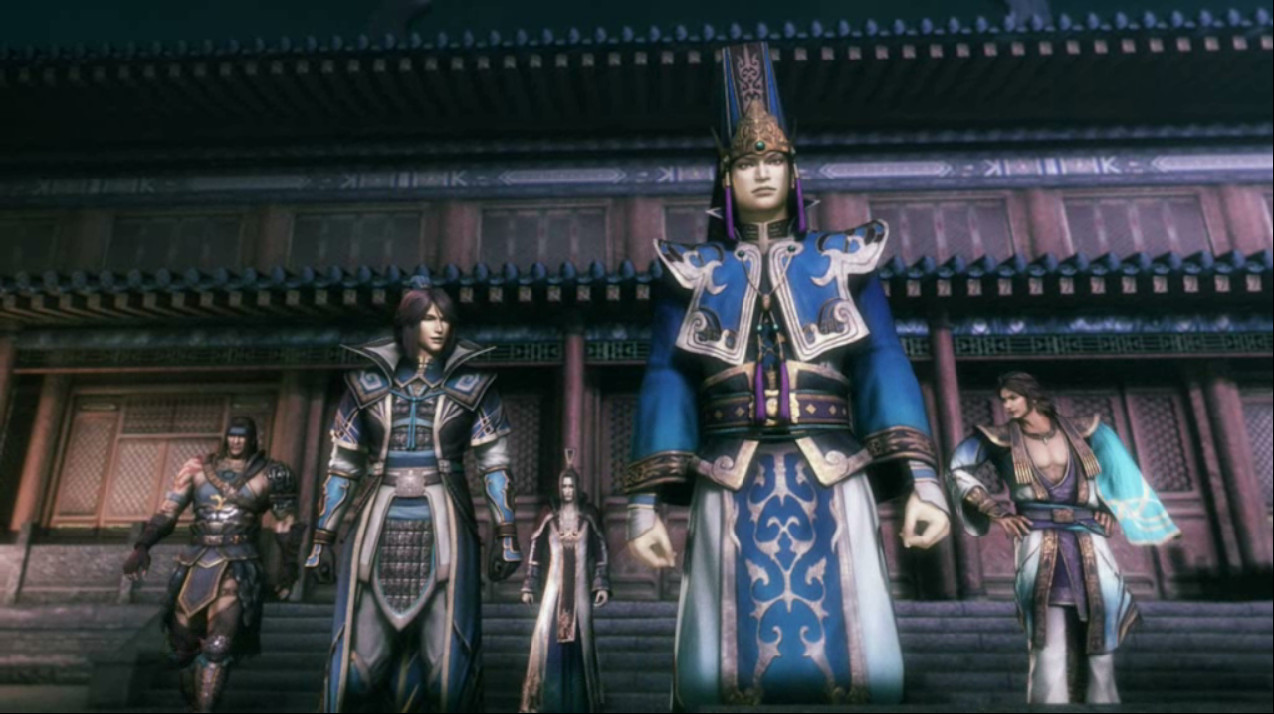 dynasty warriors 7 xtreme legends definitive edition system requirements
