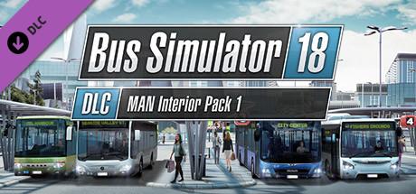 Bus Simulator 18 - MAN Interior Pack 1