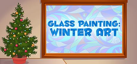Teaser image for Glass Painting: Winter Art