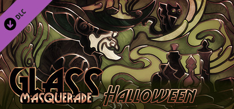 Teaser image for Glass Masquerade - Halloween Puzzle Pack