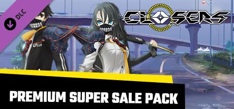 Купить Closers: Premium Super Sale Pack (DLC)