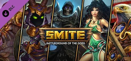 SMITE - The Battleground of the Gods Bundle