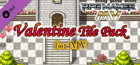RPG Maker MV - Valentine Tile Pack for MV on Steam