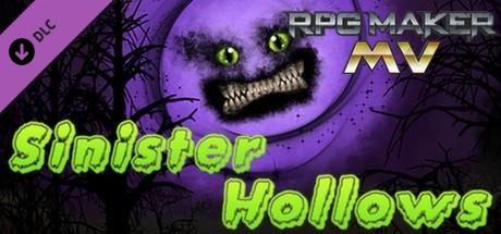 RPG Maker MV - Sinister Hollows