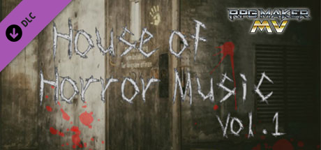 RPG Maker MV - House of Horror Music Vol.1