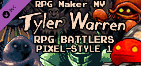 RPG Maker MV - Tyler Warren RPG Battlers Pixel-Style 1 on Steam