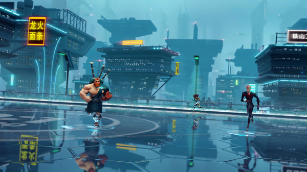 Steel Circus Screenshot