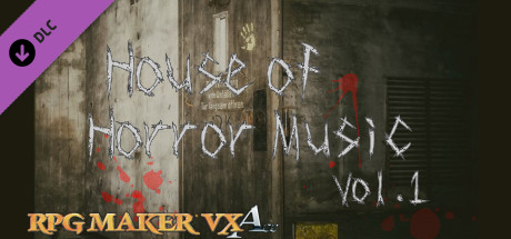 RPG Maker VX Ace - House of Horror Music Vol.1