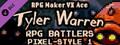 RPG Maker VX Ace - Tyler Warren RPG Battlers Pixel-Style 1-dlc