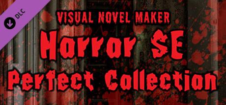 Visual Novel Maker - Horror SE Perfect Collection
