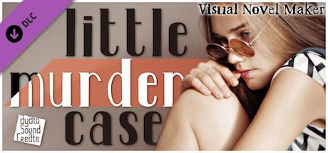 Visual Novel Maker - little murder case