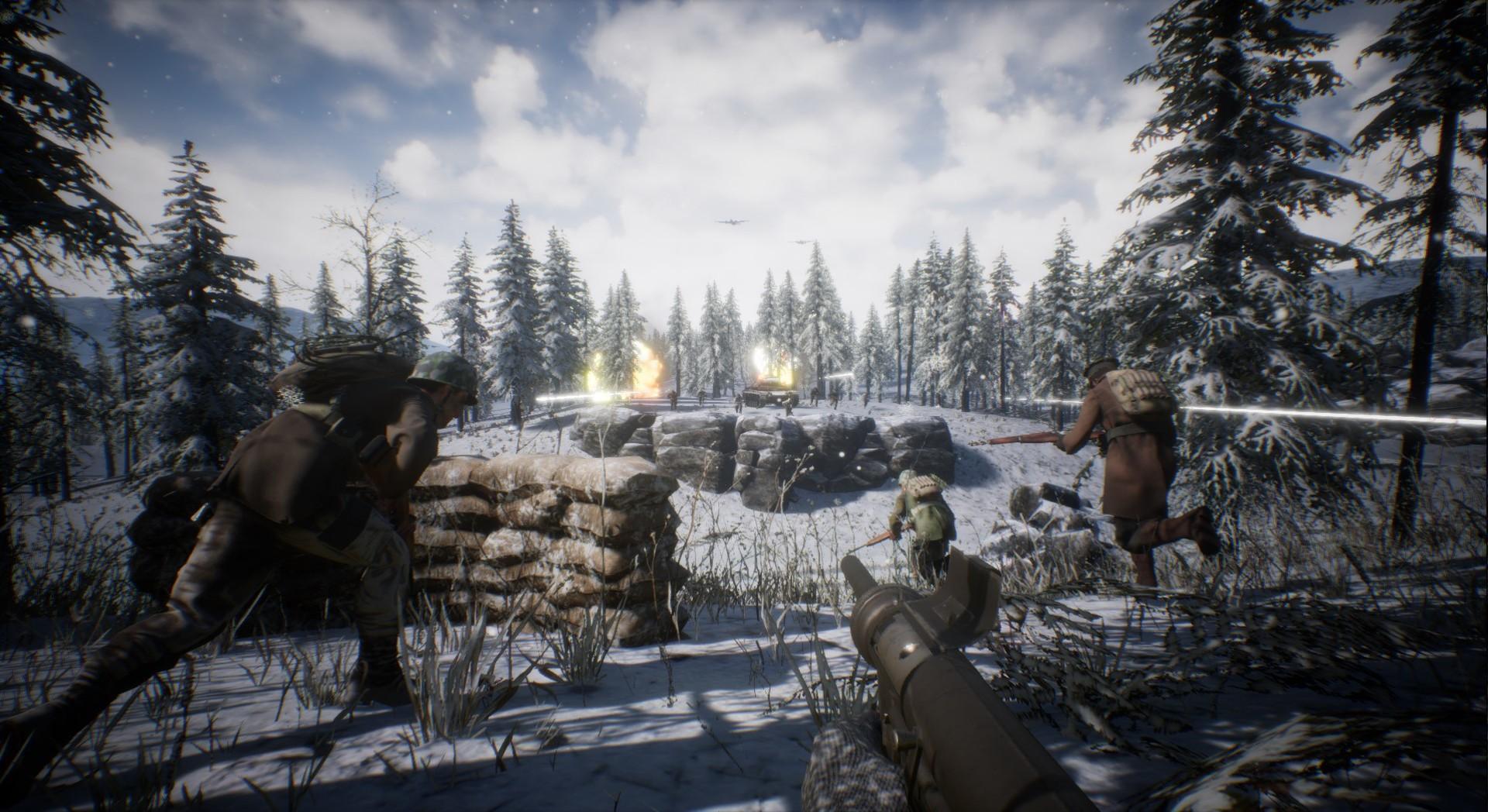 BattleRush: Ardennes Assault Screenshot 2