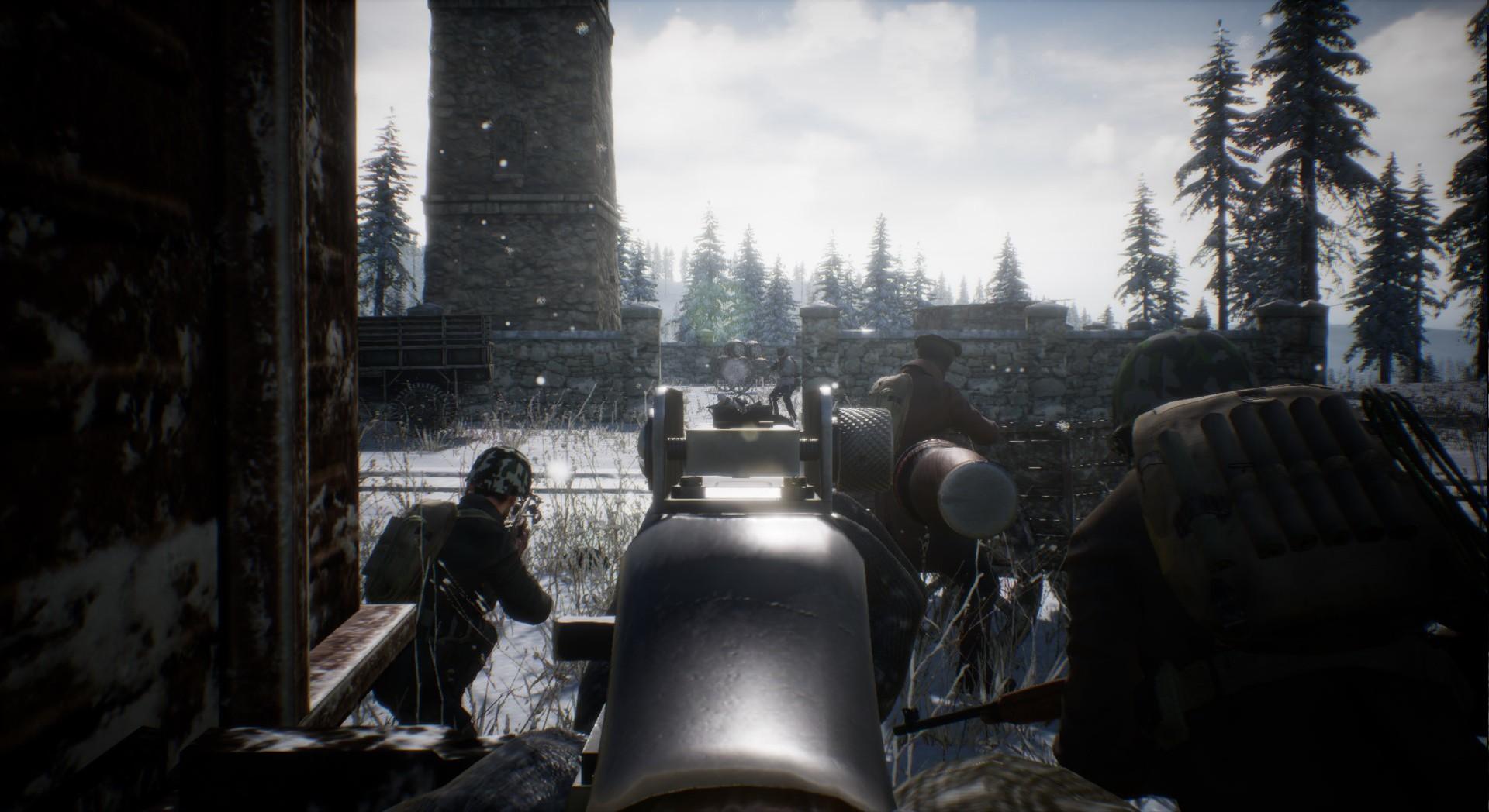 BattleRush: Ardennes Assault [2019|Rus|Eng|Multi3]