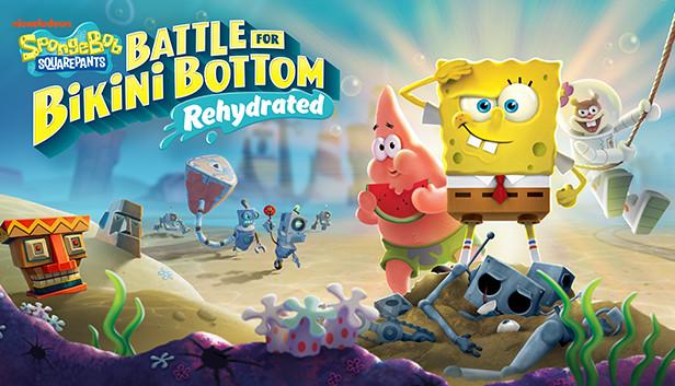 Save 10 On Spongebob Squarepants Battle For Bikini Bottom