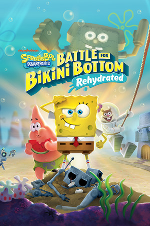 SpongeBob SquarePants: Battle for Bikini Bottom - Rehydrated poster image on Steam Backlog