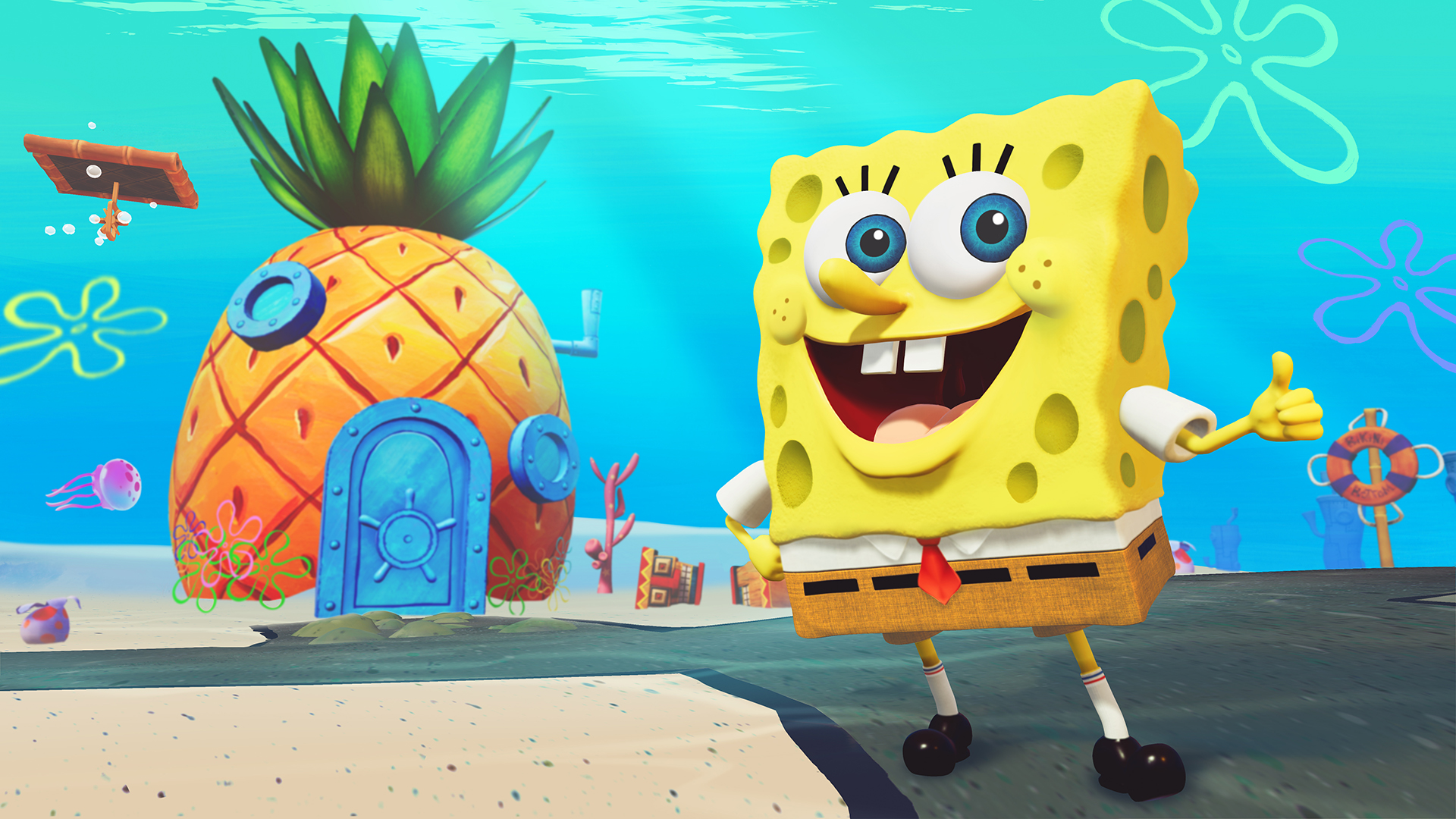 Bottom Spongebob On Rehydrated Steam SquarepantsBattle Bikini For bfvY6y7g
