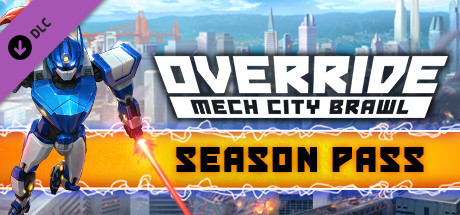 Override: Mech City Brawl - Season Pass