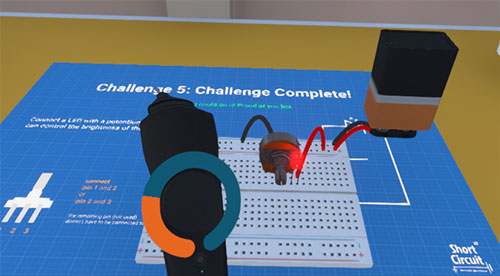 Short Circuit VR on Steam