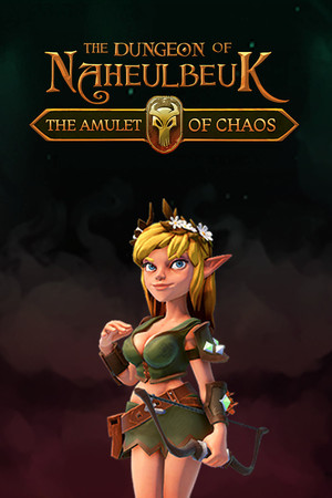 The Dungeon Of Naheulbeuk: The Amulet Of Chaos poster image on Steam Backlog