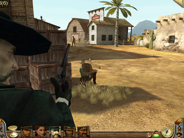 pc desperados 2