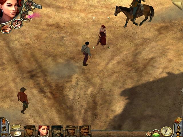 Desperados 2: Cooper's Revenge screenshot 2