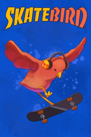 SkateBIRD poster image on Steam Backlog
