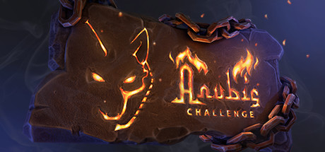 Anubis' Challenge cover art