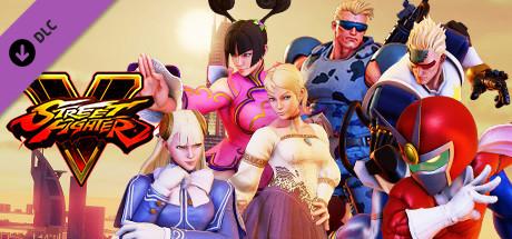 Street Fighter V - Extra Battle CAPCOM LEGEND Bundle
