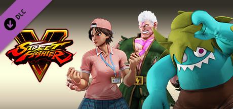 Street Fighter V - Story Costumes Bundle S1-S3