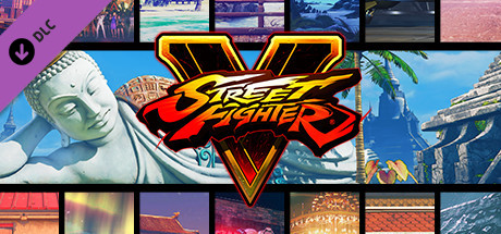 Street Fighter V - Stages Bundle S1-S3