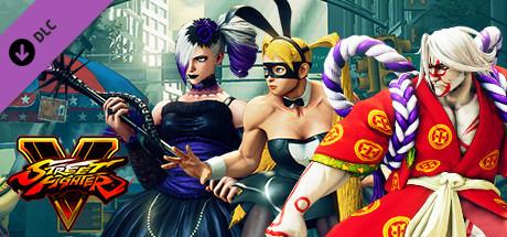 Street Fighter V - Work Costumes Bundle