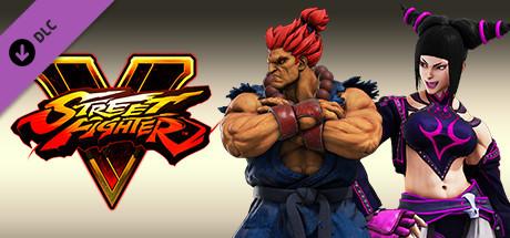 Street Fighter V - Nostalgia Costumes Bundle S1-S3