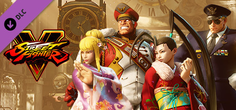 Street Fighter V - Street Fighter 30th Anniversary Costumes Bundle
