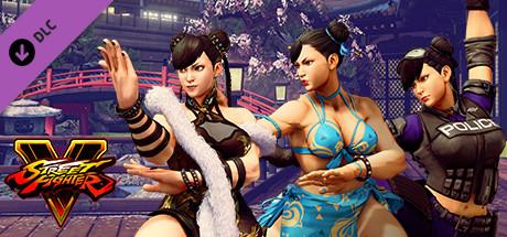 Street Fighter V - Akiman Costumes Bundle