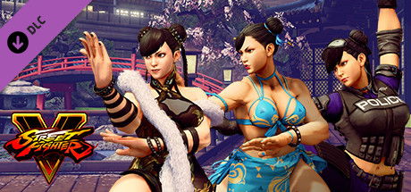 Street Fighter V - Akiman Costumes Bundle