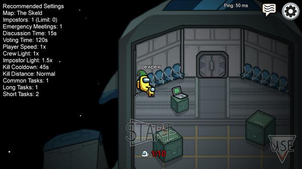 Among Us - Mini Crewmate Bundle (DLC)