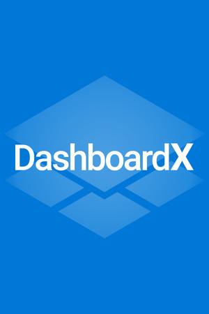 DashboardX poster image on Steam Backlog