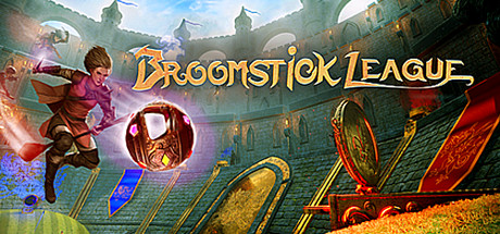 Broomstick League Cover Image